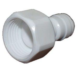 חיבור פלסטיק לצינור 6