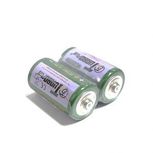סוללות D זוג 1.5V