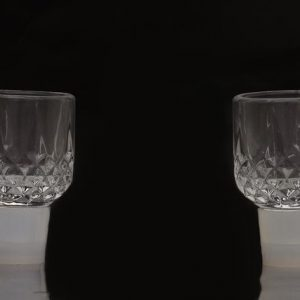 כוסות זכוכית לנרות