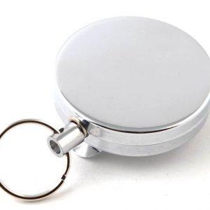 מחזיק מפתחות קפיץ מתכת