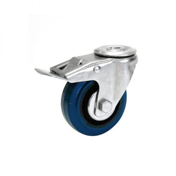 גלגל כחול חור